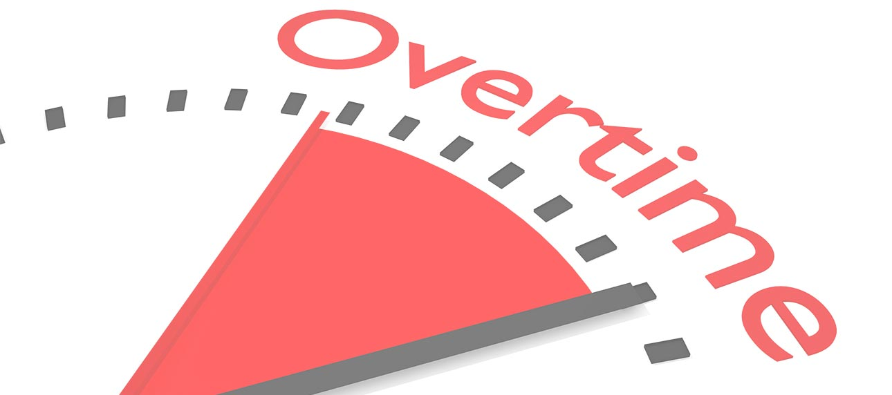 Overtimes employee monitoring WorkTime